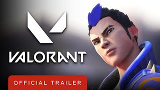 valorant   yoru gameplay reveal trailer
