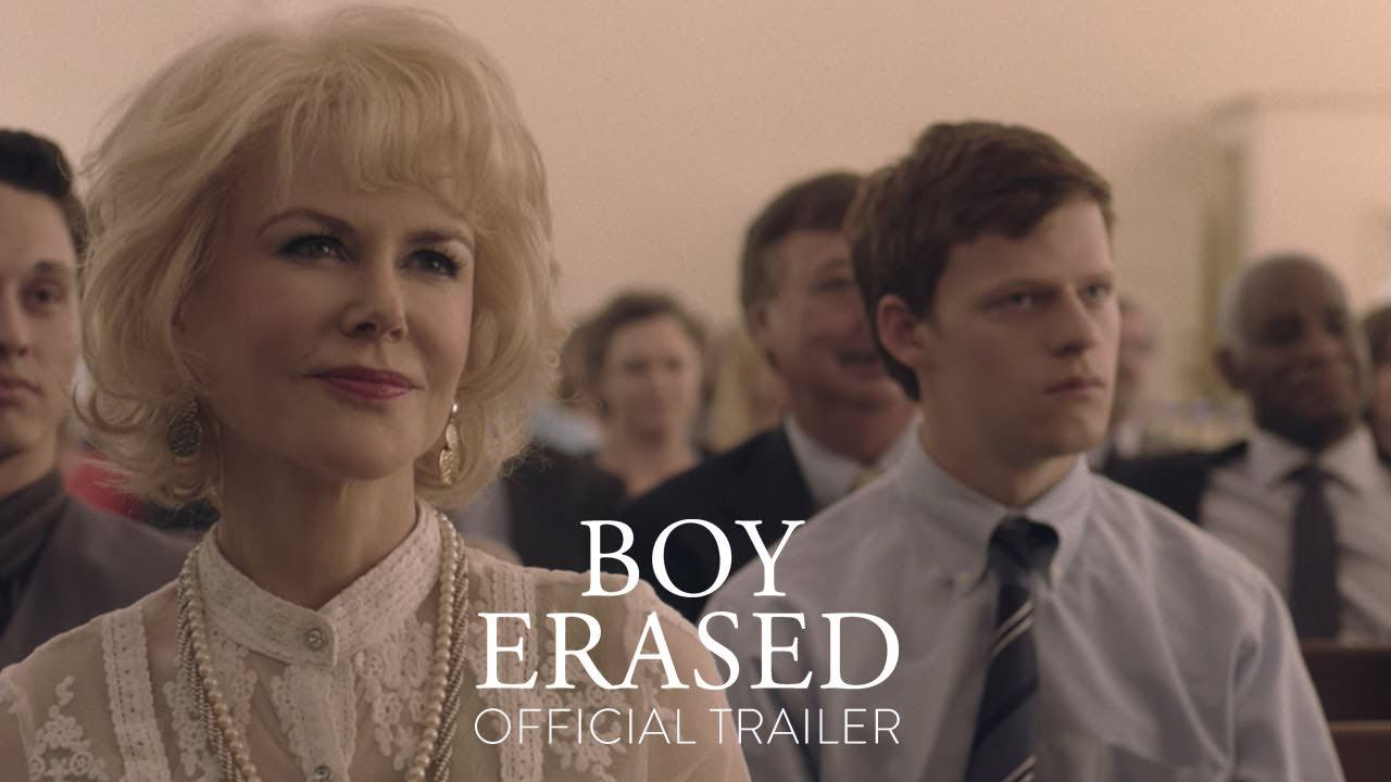 boy erased – official trailer  – in theaters november