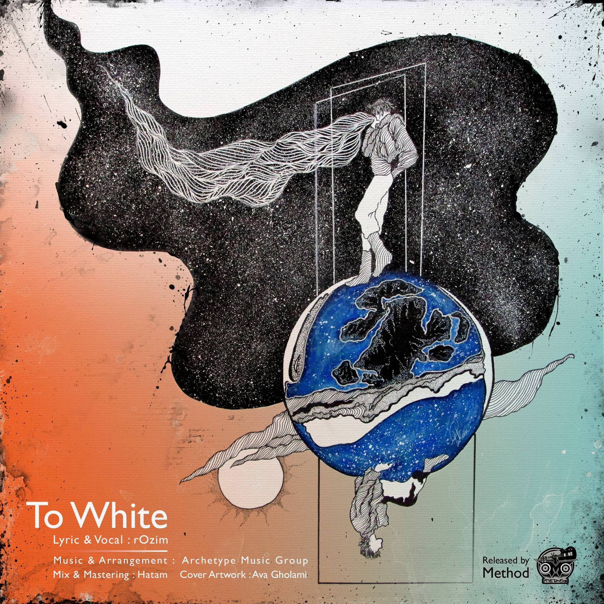 rOzim - to white